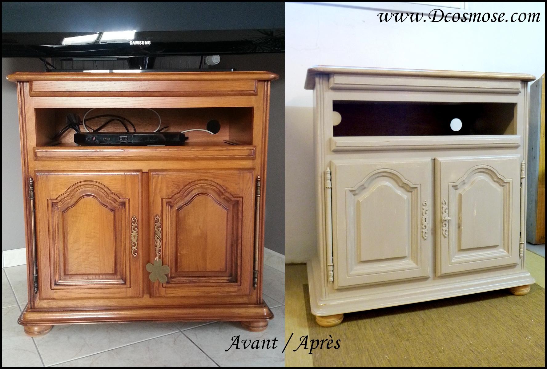 relooker un meuble tv meubles de design d 39 inspiration pour la t l vision et d. Black Bedroom Furniture Sets. Home Design Ideas