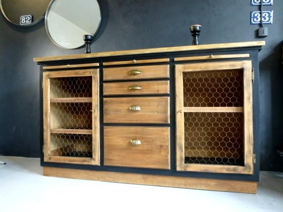 d 39 cosmose cr ation r cup relooking de mobilier d co. Black Bedroom Furniture Sets. Home Design Ideas