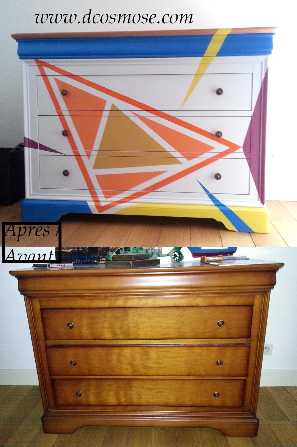 avant apr s d 39 cosmose. Black Bedroom Furniture Sets. Home Design Ideas