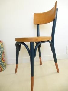 chaise vintage scandinave bistrot baumann beau meilleur relooking constance schroeder www.dcosmose.com vallet beaupréau nantes 44 49